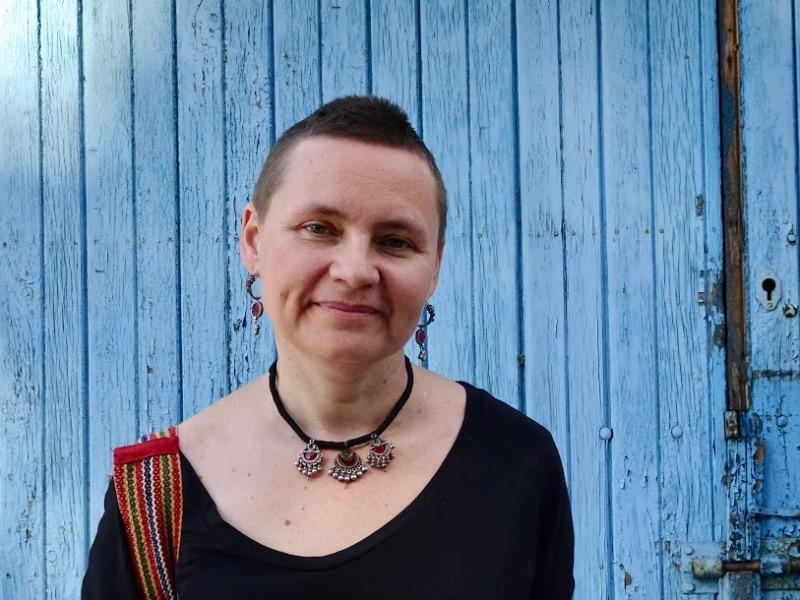 Zofia Stanecka, fot.Maria Bernat